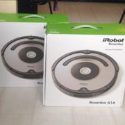 Робот пылесос для сухой уборки (iRobot Roomba 616)